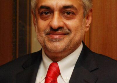Deepak Talwar corporate analyst
